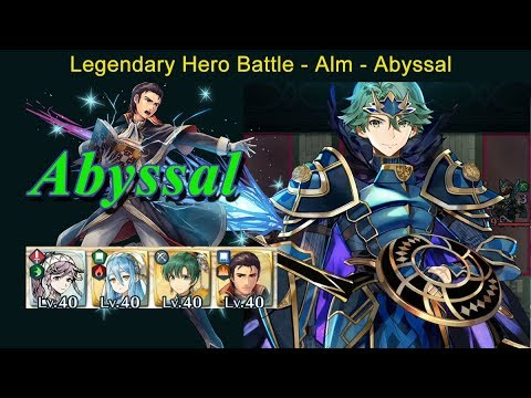 Fire Emblem Heroes LHB - Celica [ABYSSAL] - YouTube