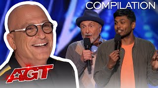 Auditions That Howie Mandel Loved - America's Got Talent 2021