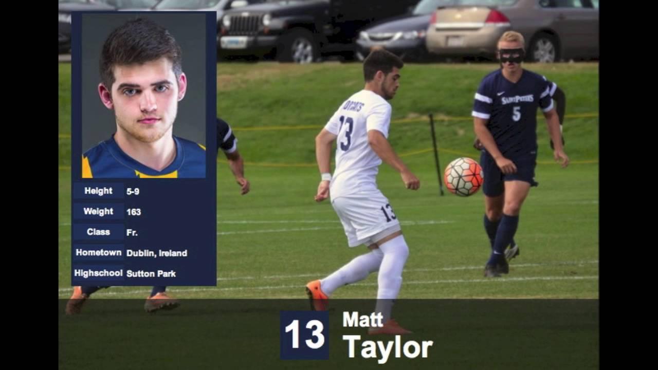 College Freshman Soccer Highlight Tape - Matthew R Taylor ...
