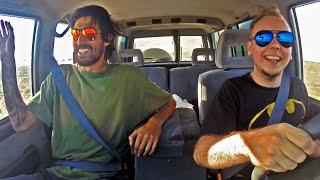 TB48 Nissan Patrol Dune Bashing | تطعيس نيسان مكينة فتك