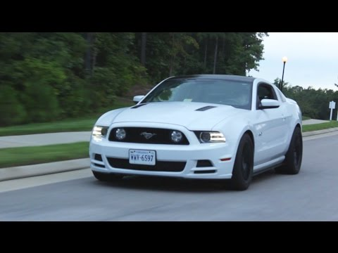 Paxton Supercharged Coyote 5.0 Review!
