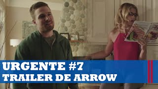 TRAILER da quarta temporada de ARROW | Nerd News Urgente #7