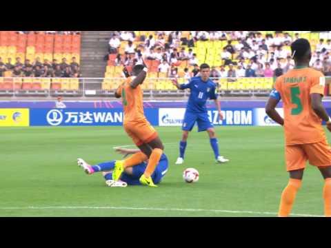 Make Match 47: Italy v. Zambia - FIFA U-20 World Cup 2017 Snapshots