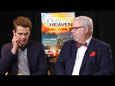 90 Minutes in Heaven Premiere - Hayden Christiansen, Don Piper | The Meeting House on Faith Radio