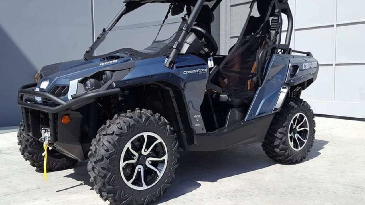 Can Am Commander For Sale >> The New 2017 Can Am Commander Limited 1000 Utv For Sale In Chandler