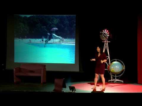 Warning -- leaving comfort zone: Patty Chang Anker at TEDxHunterCCS