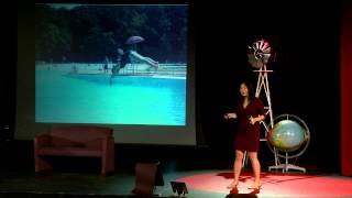 TEDxHunterCCS Talk: Warning, Leaving Comfort Zone. Things Could Get Exciting