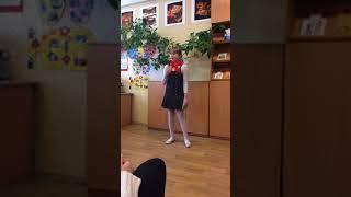 Нуриева Арина, 12 лет, Санкт Петербург, Юрий Яковлев «Девочки с Васильевского острова»
