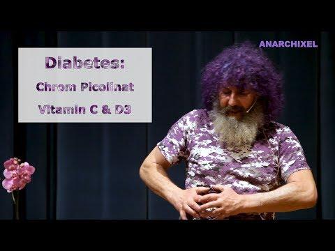 Diabetes - Naturprodukte von Robert Franz