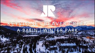Winter Park, Keystone, Beaver Creek, A-Basin Ski Trip