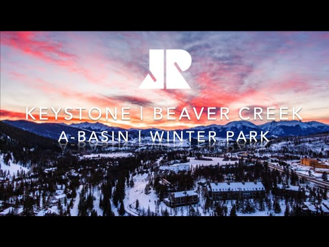 Winter Park, Keystone, Beaver Creek, A-Basin Ski Trip