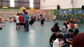 아르헨티나 토요한국학교 여름집중교육 문화 수업(딱지 치…