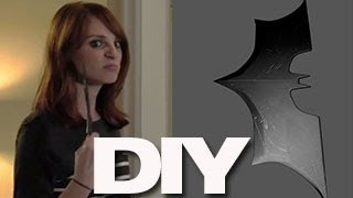 Batarang! - Movie Magic With Meg