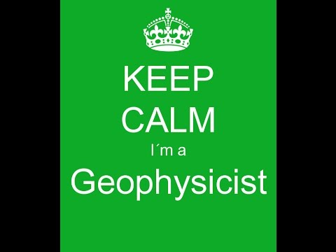 Geophysicist - Getting Job Skill