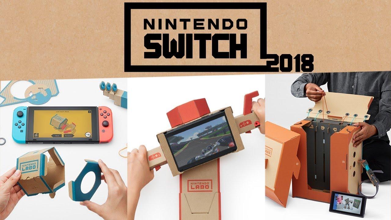 10 Nuevos Juegos Para Nintendo Switch 2018 Youtube