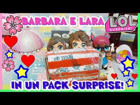 PACK SURPRISE....con NOI DENTRO!!!! CUSTOM LOL INCREDIBILE by Lara e Babou