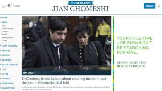 Against My Better Judgment... My Thoughts on the Jian Ghomeshi trial