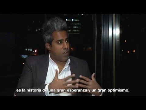 ESADE Big Challenges: Interview with Anand Giridharadas