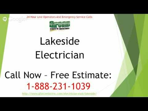 Spring Valley Electrician 619-500-1994 Free Estimates