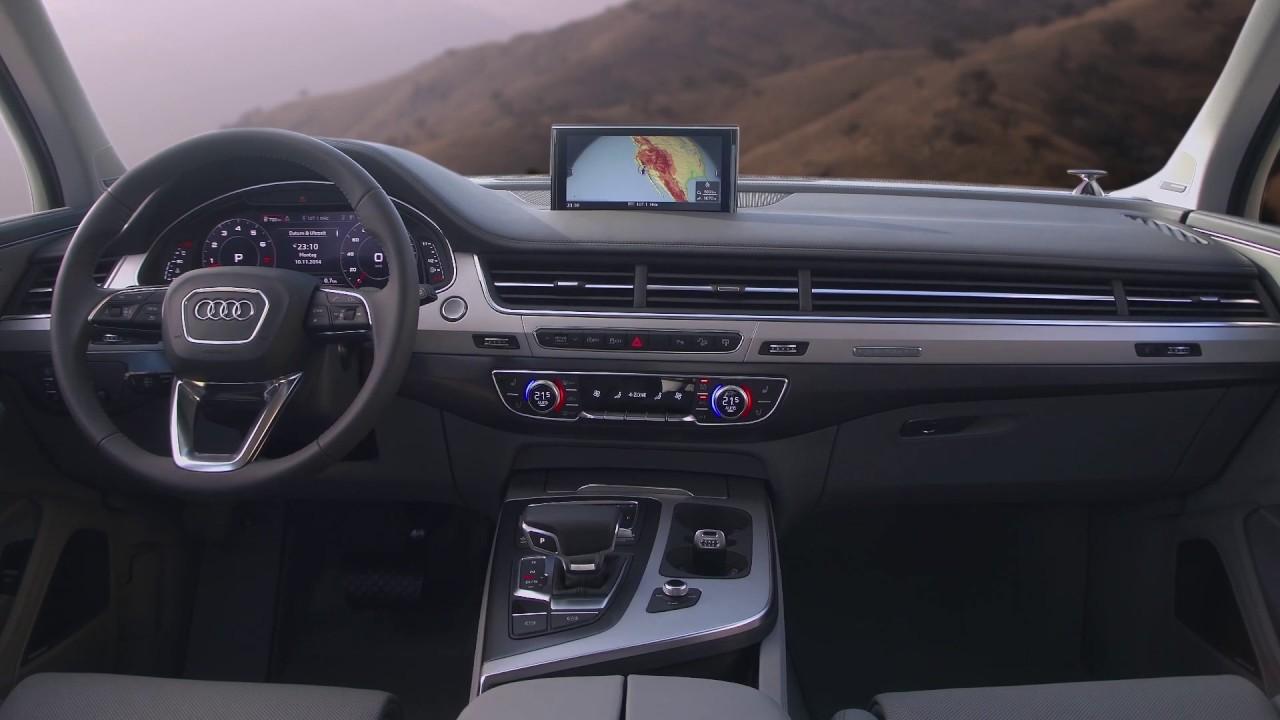audi q7 footage 2015 interior and exterior youtube audi q7 footage 2015 interior and exterior
