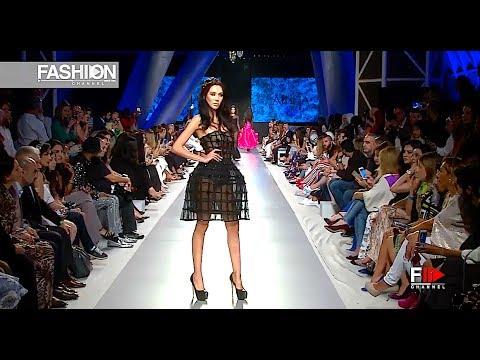 AIISHA 4th Arab Fashion Week Ready Couture & Resort 2018 - Fashion Channel