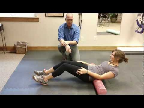 4 TOP Foam Roller Stretches for a Healthy Spine by Bozeman MT Sports Medicine Specialist