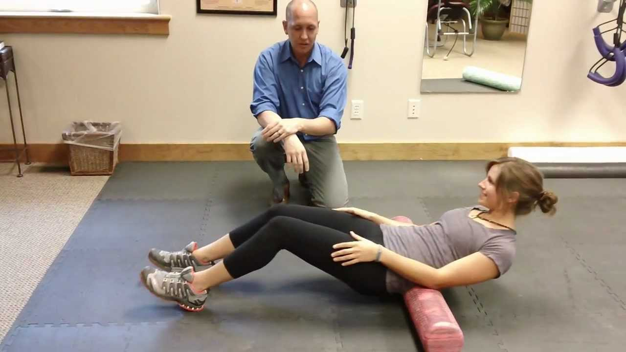 4 TOP Foam Roller Stretches for a Healthy Spine by Bozeman