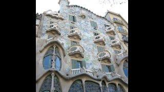 カサ・バトリョ(カタルーニャ語:Casa Batlló IPA:[ˈkazə βəʎˈʎo] カザ...