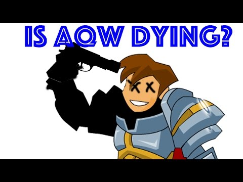 Is AQW Dying?