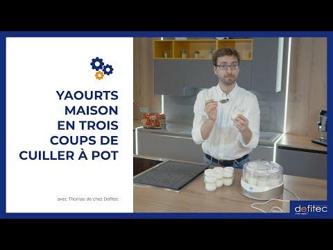 Comment utiliser une yaourtière ? Rien de plus simple que de faire ses yaourts maison !