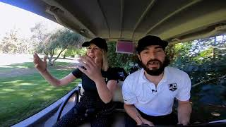 Drew Doughty: Golf Cart Confessions, Part 1
