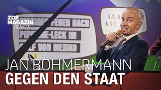 "Jan Böhmermann – ""Gegen den Staat"""