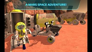 PLAYMOBIL Mars Mission Gameplay Trailer ANDROID GAMES on GplayG