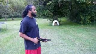 Pistol Grip Pump Mossberg 500