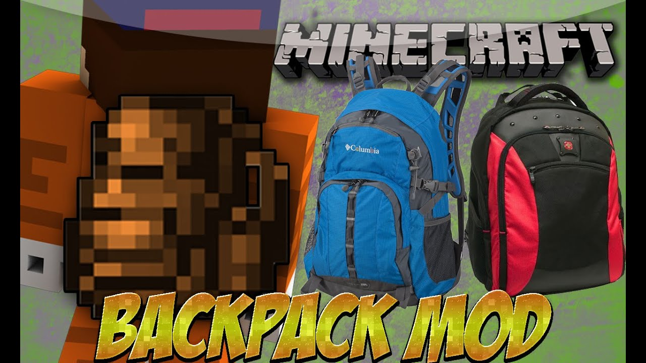 скачать мод backpacks для minecraft 1.7.2 #7