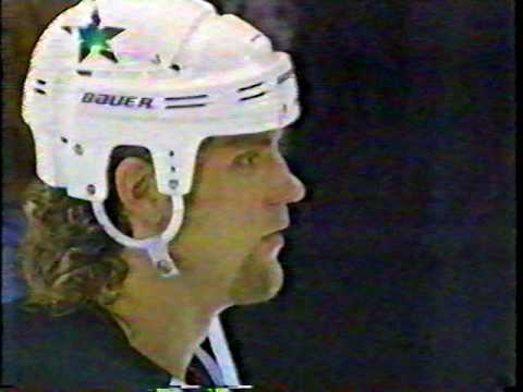Smapdi's Hockey Videos - Oilers vs Stars 1997 the Curtis Joseph show