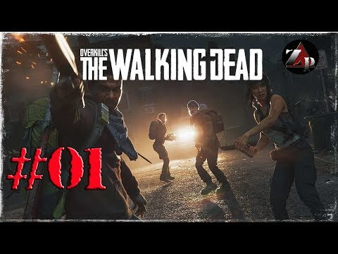 Overkill's The Walking Dead - Multiplayer ita Story #01 - Il primo colpo thumbnail