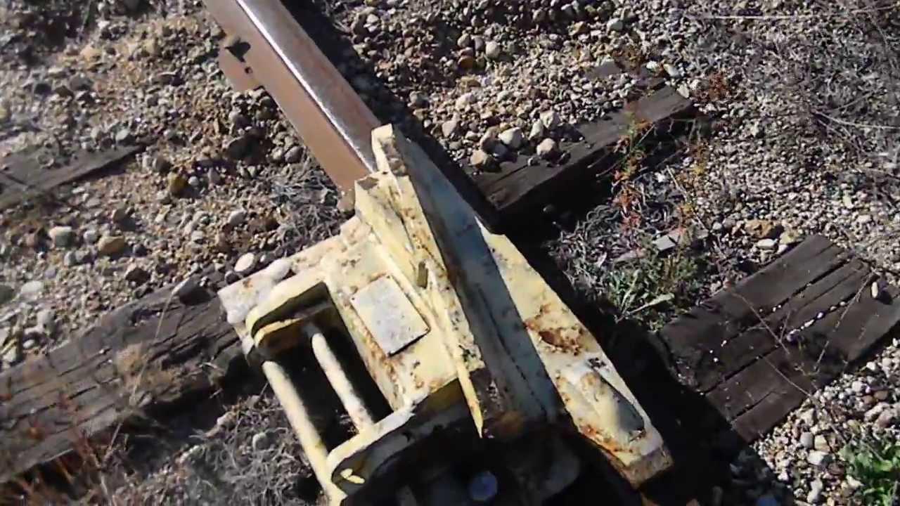 How To Derail A Train Jason Asselin Youtube