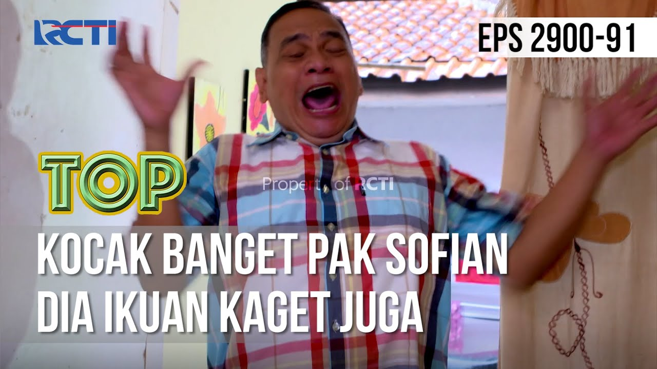 Download Kocak Banget Pak Sofian Dia Ikuan Kaget Juga - TUKANG OJEK PENGKOLAN