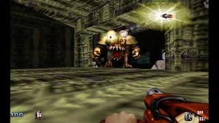 Duke Nukem 64 Mod - Level 17: Overlord