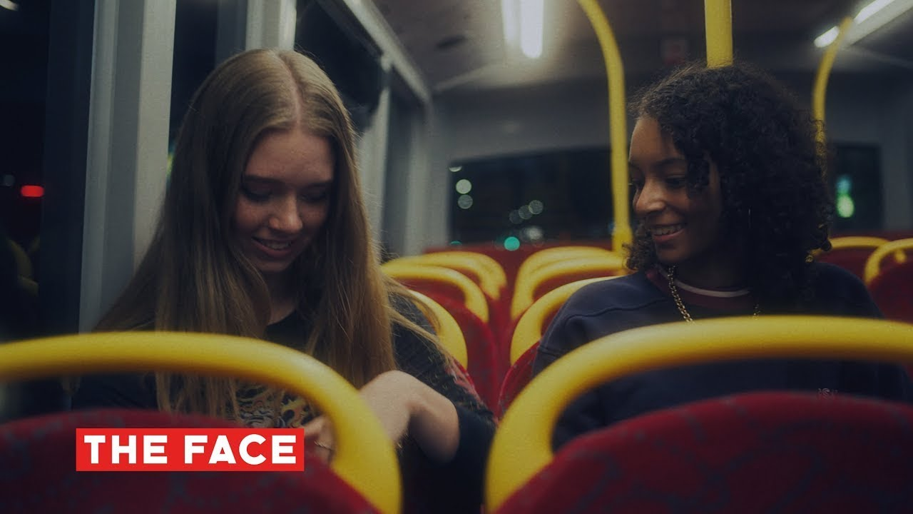 The Face   The World is Your Oyster a film by Alex Donaldson