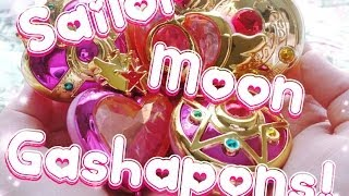 Magical Merchandise: Sailor Moon Gashapons!
