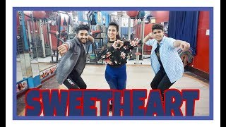 Kedarnath | Sweetheart | RITIK AND SAPPY DANCE CHOREOGRAPHY