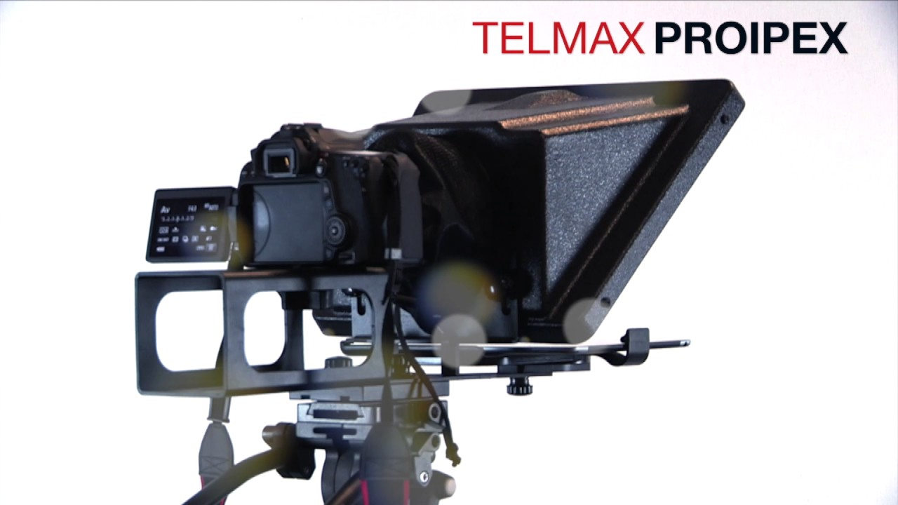 Best Teleprompter Proipex Youtube