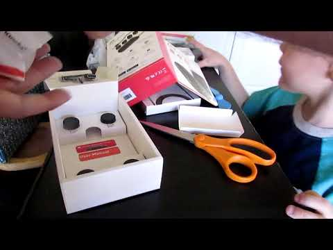 Indiegogo ZUS Smart Tire Safety Monitor Unboxing and Review