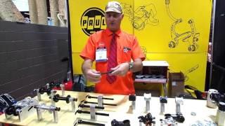 Paul Comp 15x127x1.5mm Set N /' Forget Quick-Release Thru-Essieu