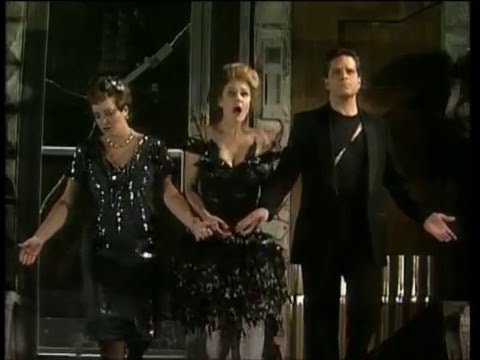 Mozart - Don Giovanni (opera) - Trio (end of act 1)