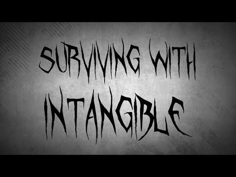 """""""Surviving with Intangible"""" - Minecraft 101, and setting up the shack"""