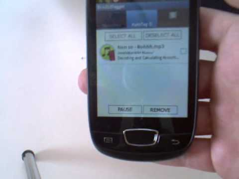 DroID3Tagger autotag mp3 tags per android
