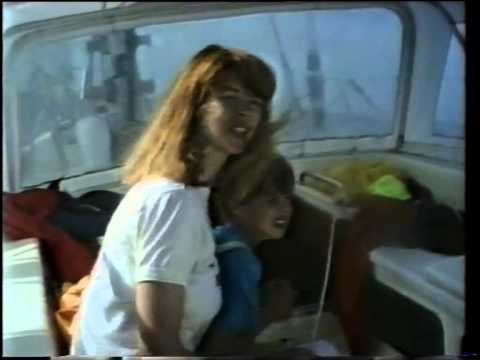 Barbados or Bust - ARC Rally 1987 - Three Families Crossing the Atlantic